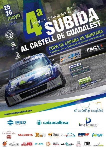 IV Subida a El Castell de Guadalest