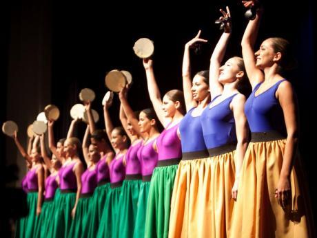 """Danza. Aula Regia presenta """"20 años... Sentimientos"""""""