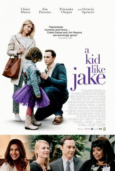 """III Queer Fest – VIII Festival de cine LGTBI: """"A kid like Jake"""""""