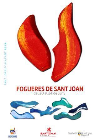 Programa Hogueras San Juan de Alicante 2018