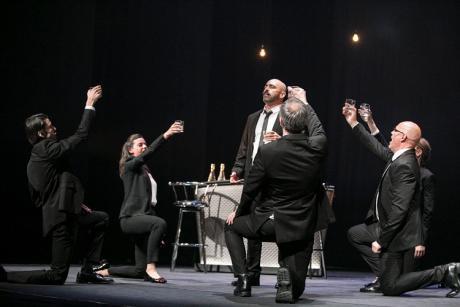 "Teatro: Meridional Producciones presenta ""Iberian Gansters"""