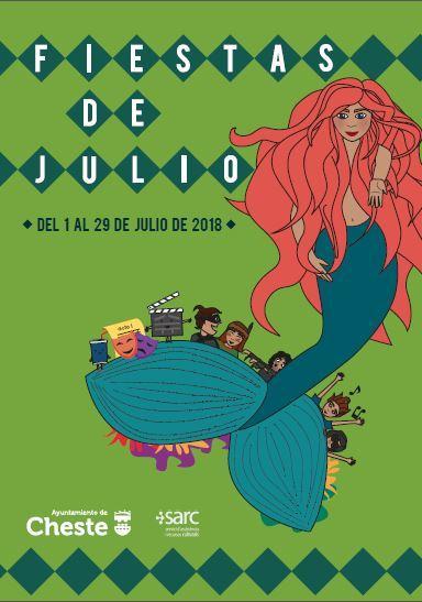 Fiestas de Julio Cheste 2018