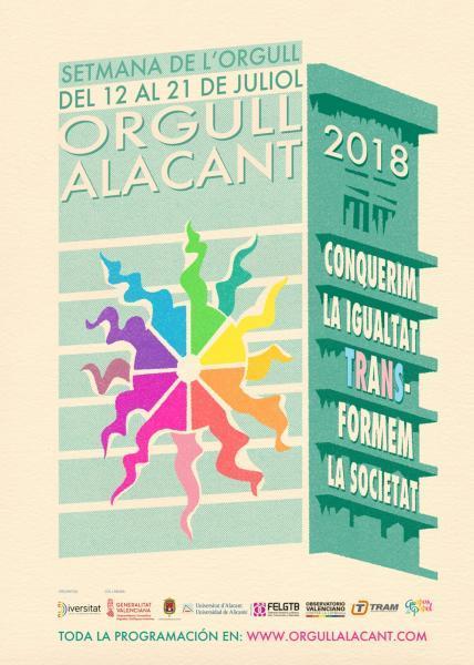 Orgull Alacant 2018