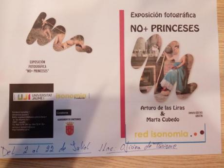 """Exposición Fotográfica """"No más princesas"""""""