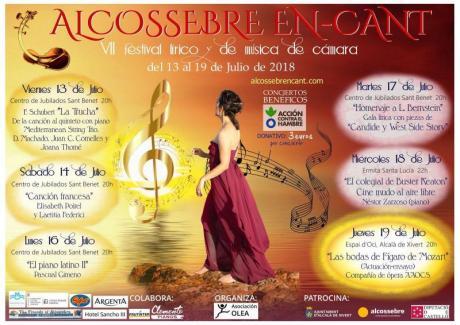 VII Alcossebre En-Cant 2018