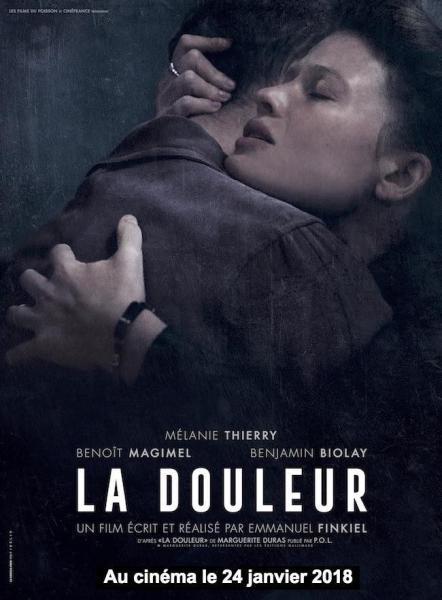 Cine: La Douleur (Marguerite Duras. Paris 1944)