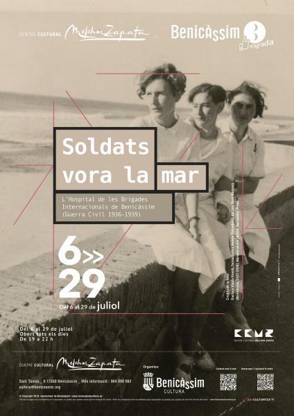 """Exposición: """"Soldats vora la mar"""""""