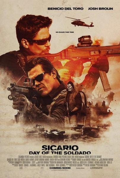 Sicario: Day of the soldado (El día del soldado)
