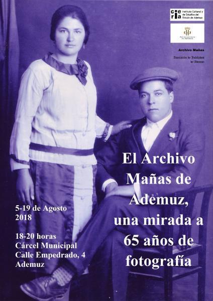 El Archivo Mañas de Ademuz, una mirada a 65 años de fotografía