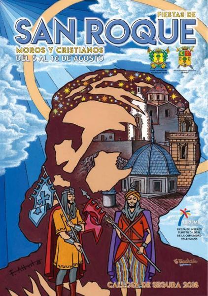 Fiestas de San Roque de Callosa de Segura 2018