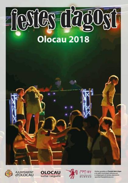 Festes d'agost Olocau 2018