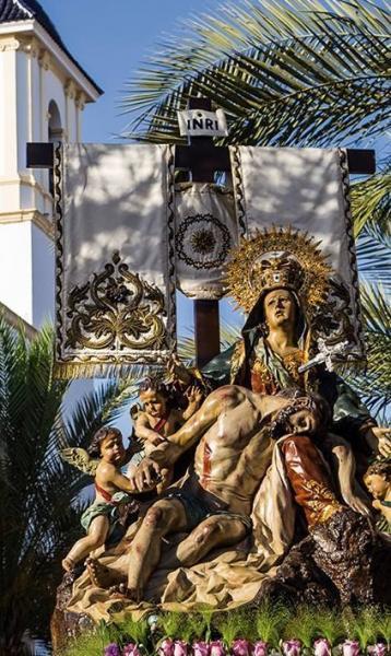 Fiestas Patronales de Dolores 2018.