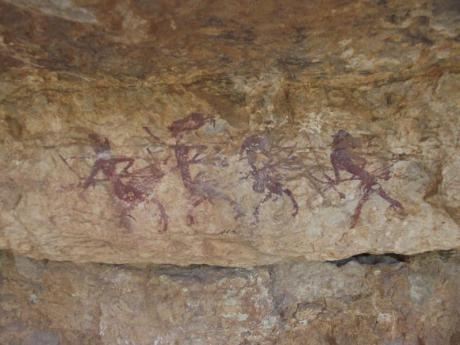 Discovering the Levantine Rock Art in Caroig
