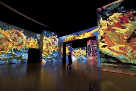 Arriba a Alacant Van Gogh Alive, l'exposició multimèdia més visitada del món