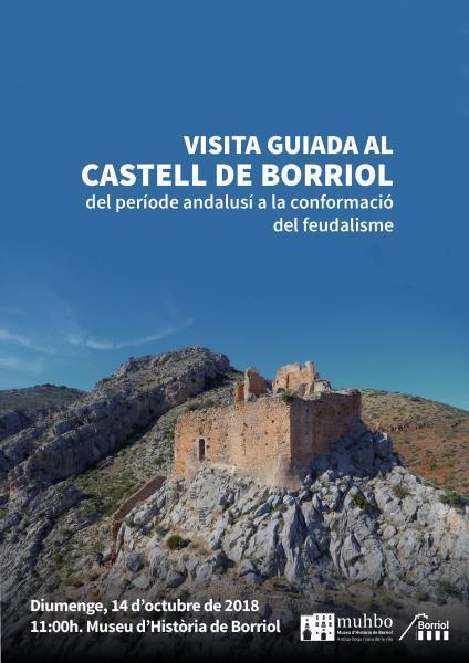 Visita guiada al Castell de Borriol