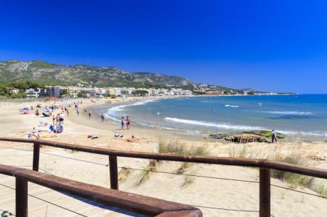 Erkunden Sie die Küste von Castellón durch die Blauen Pfade