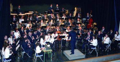 Concierto Unión Musical Santa Cecilia.