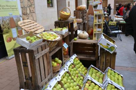 The Sixth Festival of the Esperiega Apple will fill Rincón de Ademuz with visitors