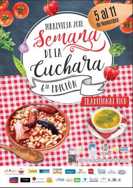 Semana de la Cuchara en Torrevieja.