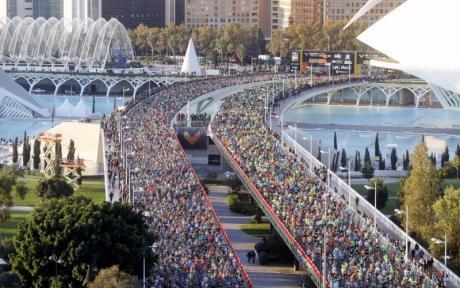 Valencia freut sich auf den Marathon und den 10K Trinidad Alfonso EDP