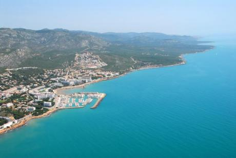 El litoral de Castellón: playas, acantilados y humedales