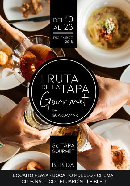 I Ruta de la Tapa Gourmet de Guardamar