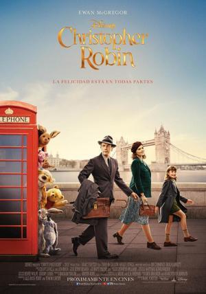 """Cine para todos los públicos: """"Cristopher Robin"""""""