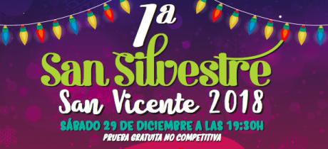 1ª San Silvestre San Vicente del Raspeig 2018