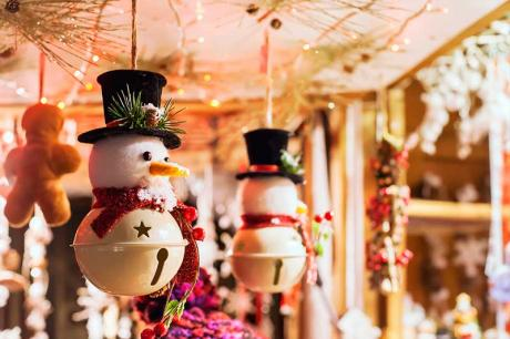 Feria de Navidad (Mercado de Navidad)