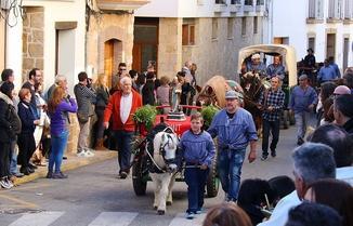 Fiestas de San Antonio Abad en Llíber
