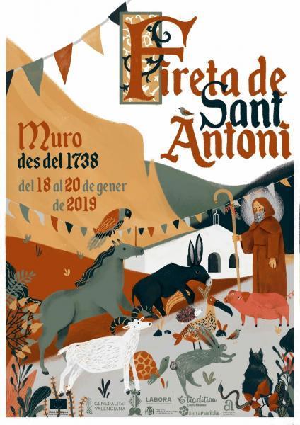 FIRETA DE SAN ANTONIO 2019