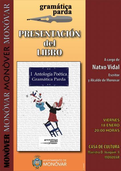 Presentación de I Antología Poética Gramática Parda