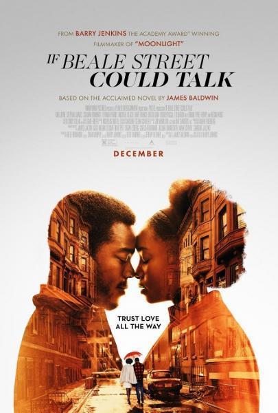 "Cine: If beale street could talk ""El Blues de Beale Street"""