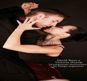 """""""David Reus, Victoria Huang. Tango"""""""