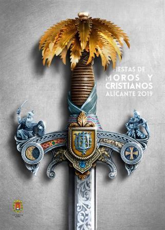 Mauren Und Christen Zu Ehren Der Hl. Jungfrau Virgen de la Asunción