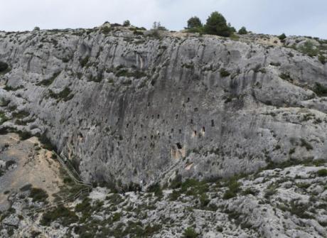 Arquitectura subterránea y cuevas en Bocairent