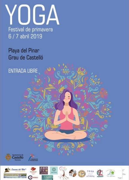 FESTIVAL DE YOGA DE PRIMAVERA