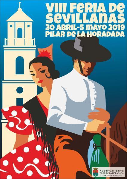 VIII Feria de Sevillanas de Pilar de la Horadada 2019