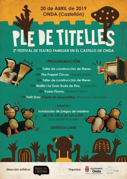 II FESTIVAL PLE DE TITELLES