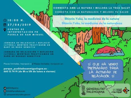 SHINRIN-YOKU, LA MEDICINA DE LA NATURALEZA