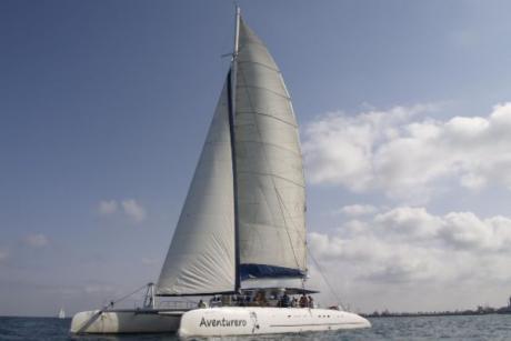 Alicante Catamarán Aventurero
