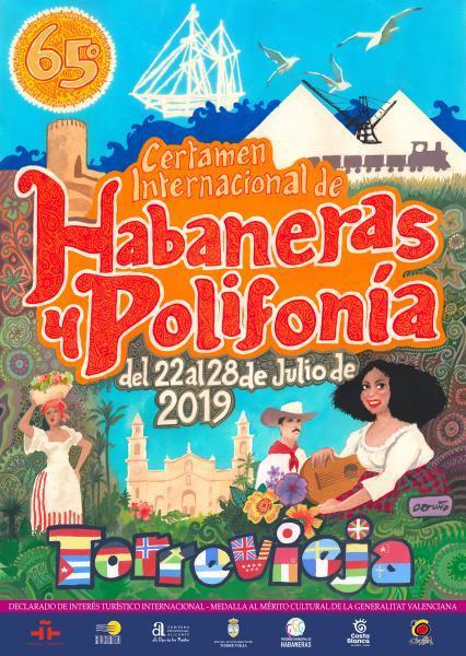 65º CERTAMEN INTERNACIONAL DE HABANERAS Y POLIFONÍA DE TORREVIEJA