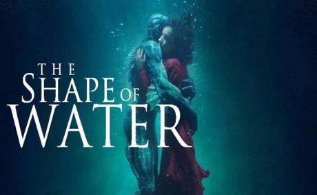 La Mar de cine: La forma del agua
