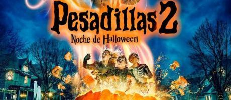 La Mar de cine: Pesadillas 2 noche de Halloween