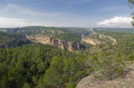 Alto Turia und das Valle de Cabriel, neue Biosphärenreservate