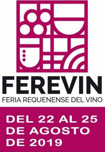 XXIX FERIA REQUENENSE DEL VINO- FEREVIN 2019