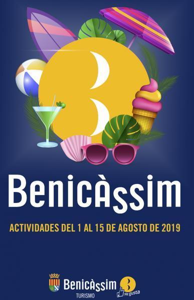 Programa de Actividades 1 a 15 de agosto - Benicàssim