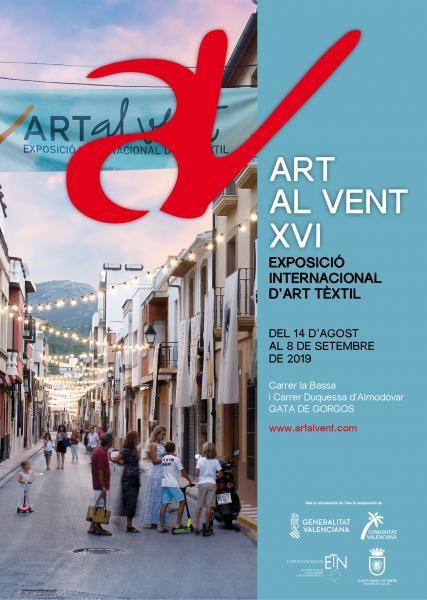 ART AL VENT XVI - 2019