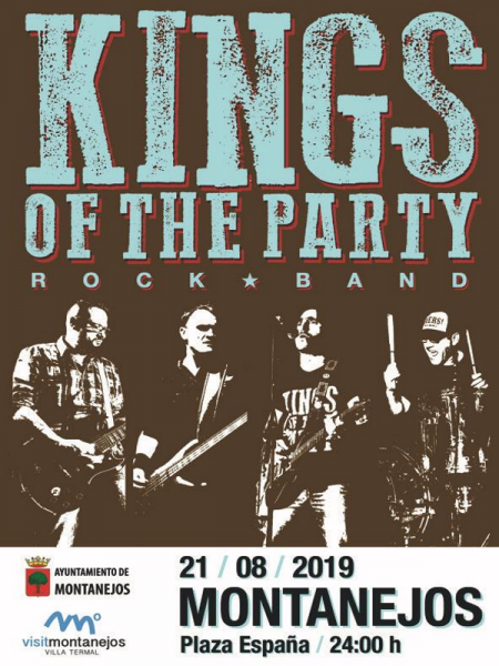 Concierto Kings of the party
