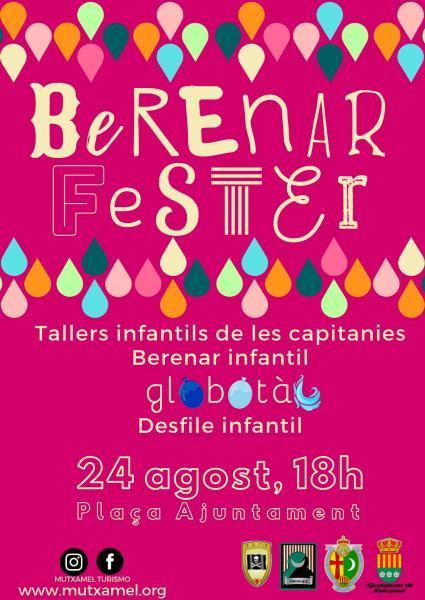 Berenar Fester Infantil 2019